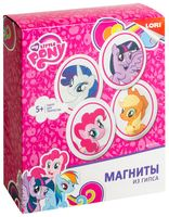 "Фигурки на магнитах ""My Little Pony. Пони"""