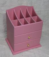 """Комод для косметики """"Розовый"""" (арт. МВ00749.21)"""