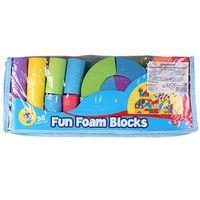 """Мягкий конструктор """"Fun Foam Blocks"""" (50 деталей; арт. DV-T-279)"""