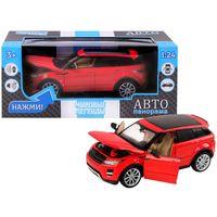 "Модель машины ""Range Rover Evoque"" (масштаб: 1/24)"