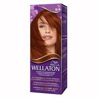 """Крем-краска для волос """"Wellaton. Интенсивная"""" (тон: 6/4, медь)"""