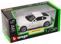 """Модель машины """"Bburago. BMW Z4 M Coupe"""" (масштаб: 1/32)"""