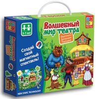 """Магнитный театр """"Теремок"""" (арт. VT3207-03)"""