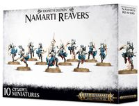 Warhammer Age of Sigmar. Idoneth Deepkin. Namarti Reavers (87-30)