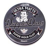 """Глина для укладки волос """"Ultra Matt Clay"""" сильной фиксации (50 мл)"""