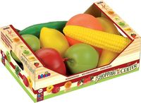 """Игровой набор """"Овощи и фрукты"""""""
