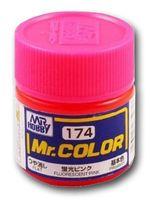 Краска Mr. Color (fluoresent pink, C174)