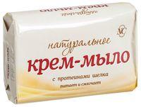 "Мыло ""Натуральное с протеином шелка"" (90 г)"