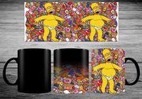 """Кружка-хамелеон """"Симпсоны"""" (art. 1)"""
