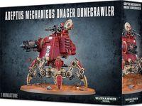 Warhammer 40.000. Adeptus Mechanicus. Onager Dunecrawler (59-13)