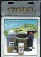 Paint set: Scenery Painting Pack (66-14)