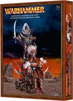 "Набор миниатюр ""Warhammer FB. Finecast: Dark Elves Cauldron of Blood / Bloodwrack Shrine"" (85-16)"