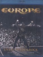 Europe: Live at Sweden Rock - 30th Anniversary Show (Blu-Ray)