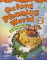 Oxford Phonics World. Level 2. Short Vowels. Student Book (+ 2 CD-ROM)