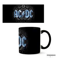 """Кружка """"AC/DC"""" (441, черная)"""