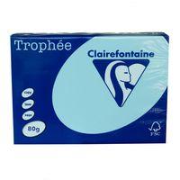 """Бумага """"Trophee. Pastel"""" (А4; 500 листов; 80 г/м2; голубой)"""