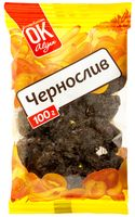 "Чернослив без косточки ""ОК!"" (100 г)"