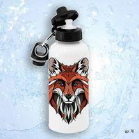 """Бутылка для воды """"Лиса"""" (600 мл)"""