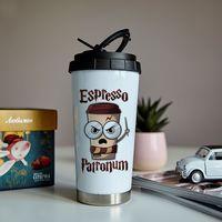 "Термокружка ""Espresso Patronum"""