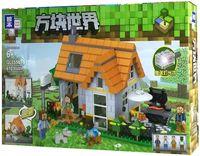 """Конструктор """"Minecraft. Летний особняк"""" (610 деталей)"""