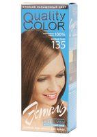 """Гель-краска """"Эстель Quality Color"""" (тон: 135, лесной орех)"""