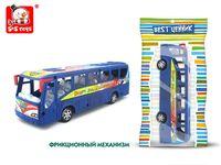 Автобус фрикционный (арт. 100795141-100795141)