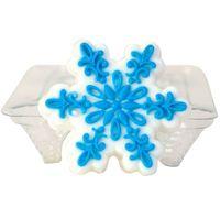 """Форма для изготовления мыла """"Снежинка ажурная"""""""