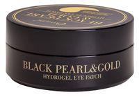 "Патчи для кожи вокруг глаз ""Black Pearl and Gold"" (60 шт)"