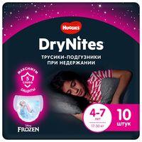 "Подгузники-трусики ""DryNites. Girl 6"" (17-30 кг; 10 шт.)"