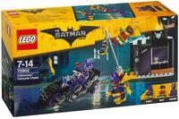 """LEGO The Batman Movie """"Погоня за Женщиной-кошкой"""""""
