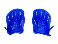 Лопатки для плавания (голубые)