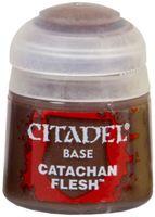 """Краска акриловая """"Citadel Base"""" (catachan flesh; 12 мл)"""