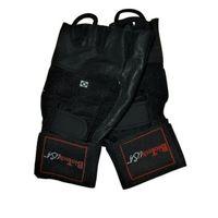 """Перчатки для фитнеса """"Houston"""" (чёрные; M)"""