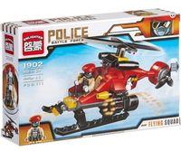 """Конструктор """"Police. Боевой вертолет"""" (111 деталей)"""