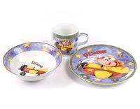 Набор для завтрака (3 предмета; арт. LX-3PCS-C135)