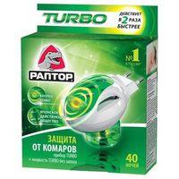 """Комплект с жидкостью для уничтожения комаров """"Раптор. Turbo"""""""