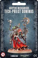 Warhammer 40.000. Adeptus Mechanicus. Tech-Priest Dominus (59-18)