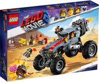 "LEGO The Lego Movie 2 ""Побег Эммета и Дикарки на багги"""