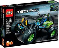 """LEGO Technic """"Внедорожник/гоночный автомобиль"""""""