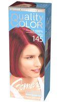 """Гель-краска для волос """"Эстель. Quality Color"""" (тон: 145, рубин)"""