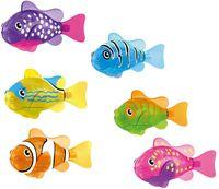 """Игрушка для купания """"Рыбка-фонарик"""""""