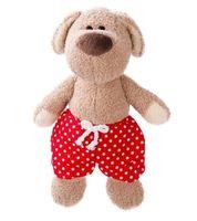 """Мягкая игрушка """"Пёс Филька в шортах"""" (29 см)"""