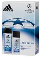 """Подарочный набор """"UEFA Arena Edition"""" (парфюмерная вода, гель для душа)"""
