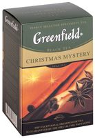 "Чай черный листовой ""Greenfield. Christmas Mystery"" (100 г)"