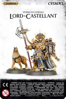 Warhammer Age of Sigmar. Stormcast Eternals. Lord-Castellant (96-14)
