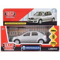 """Модель машины """"Renault Logan"""" (арт. LOGAN-SL)"""