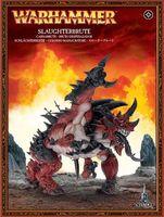"Миниатюра ""Warhammer FB. Slaughterbrute / Mutalith Vortex Beast"" (83-19)"