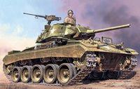"""Легкий танк """"M 24 CHAFFEE"""" (масштаб: 1/35)"""