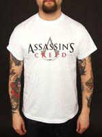 "Футболка ""Assassin`s Creed - Logo""  (размер - M)"