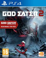God Eater 2. Rage Burst (PS4)